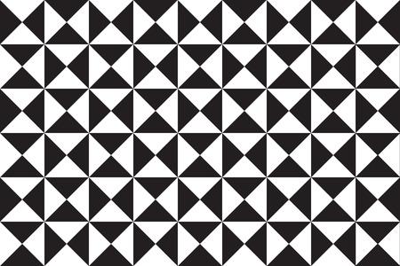 black and white: Geometric Black and White