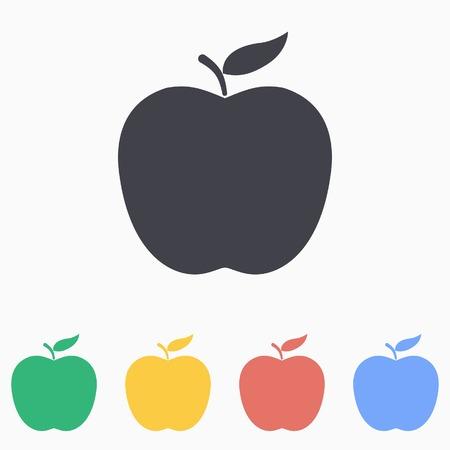 spring balance: Apple  icon