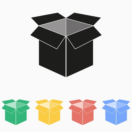 stockpile: Box icon