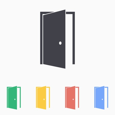 room door: Door icon