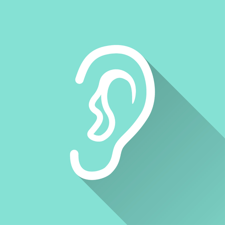 tapping: Ear icon on green background.