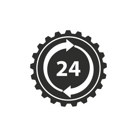 24: 24 hour service