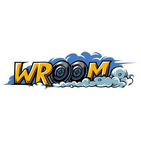 Vector comics icon. Explosion bubbles. Comic book exploding illustration