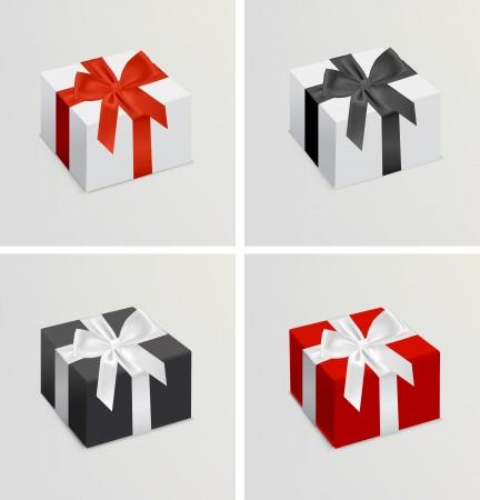 set of 3d realistic branding templates photo