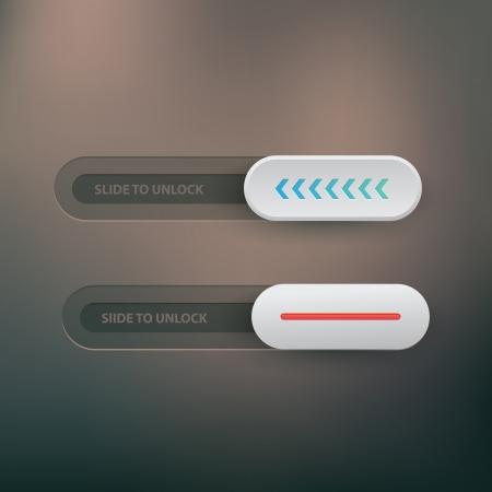 light switch: Sliders
