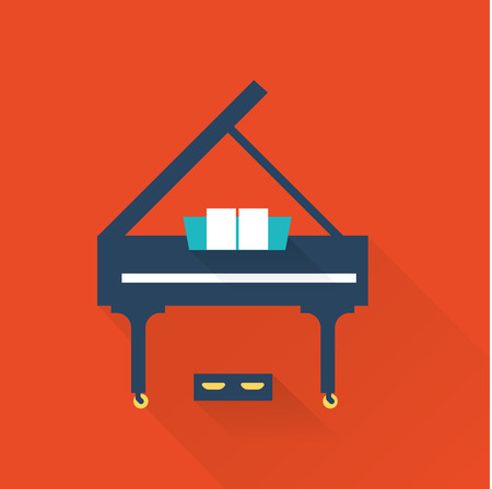 side keys: Piano icon