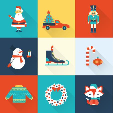 nutcracker: christmas icons