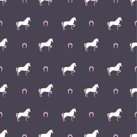 spurs: horse pattern