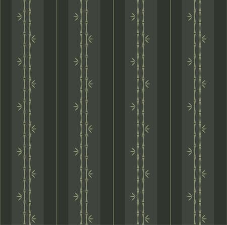 elasticity: bamboo pattern