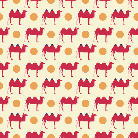 humps: camel pattern
