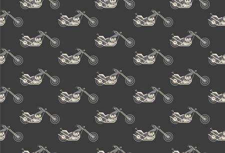 harley: chopper pattern