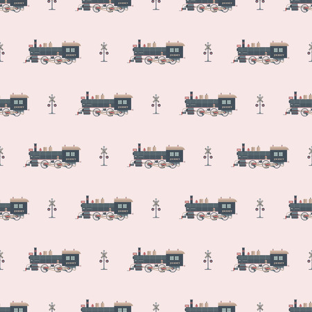 locomotive: locomotive pattern