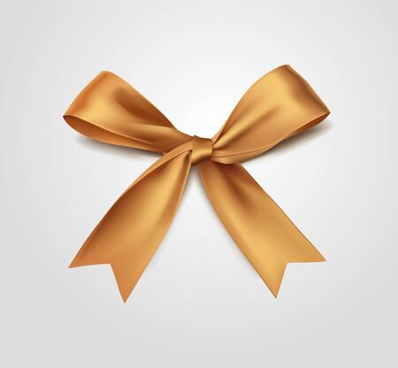vector bow illustration realistic 3d style