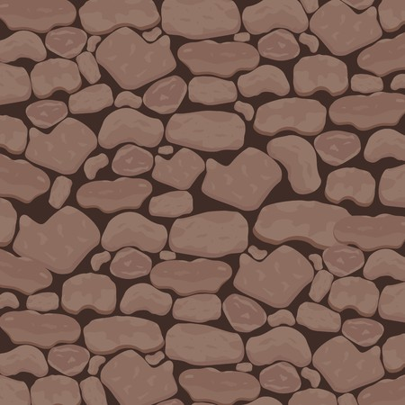 Stone Textured Background in Caramel Brown Tone