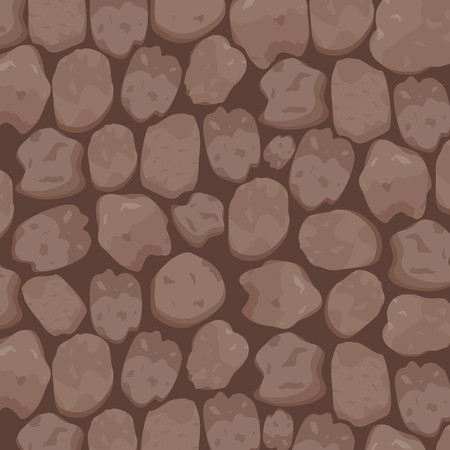 Stone Textured Background in Cinnamon Brown Tone