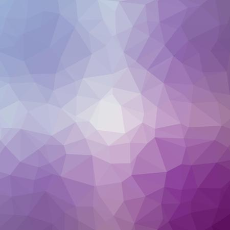 Polygonal background in lilac and mulberry purple tones.