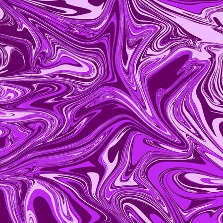 Violet Pink Liquid Marble Background