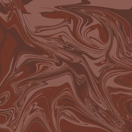 Gingerbread Liquid Marble Background