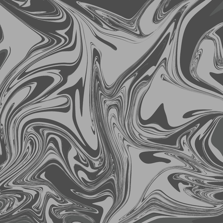 Smoke Grey Liquid Marble Background