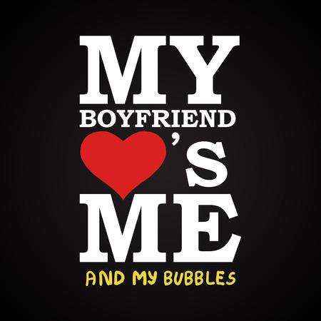 boyfriends: My boyfriends me love