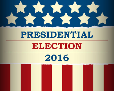 presidential: US Presidential Election 2016 - Template