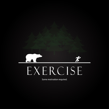 Motivation template - Design bear attack