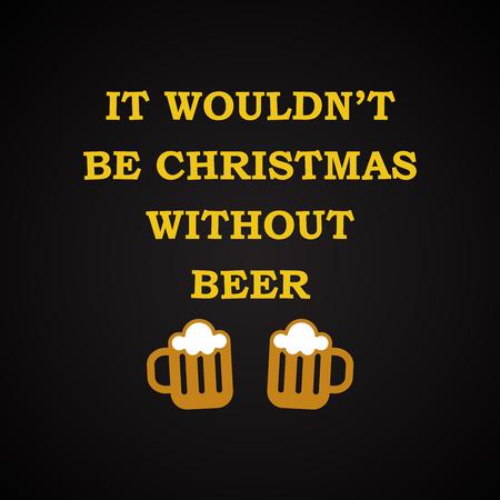 drunk test: Christmas - funny inscription template
