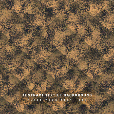 Abstract textile background template