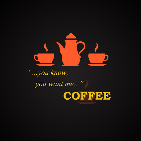 drink me: You know you want me - template coffee quotes