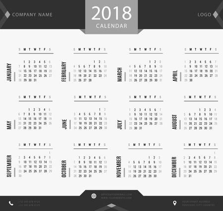 simple schedule template