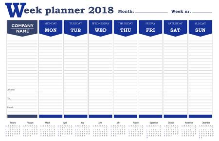 schedule calander