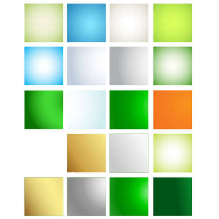 Patrick s Day Gradients Backgrounds Stock Vector - 12498242