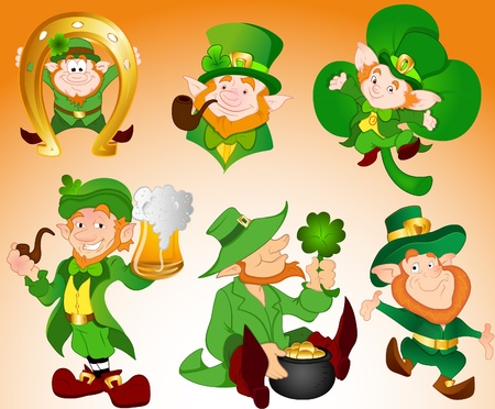 Patrick s Day Illustrations Vector