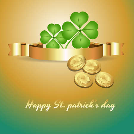 St  Patrick's Day Elements Vector