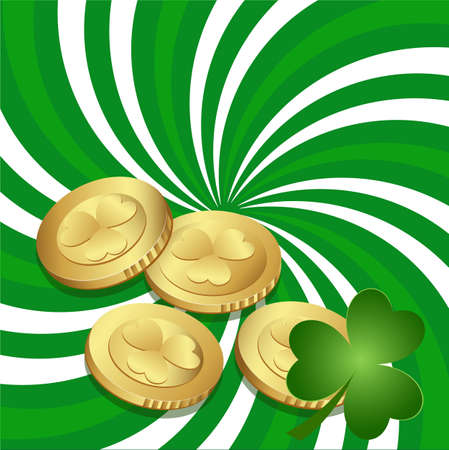 Patrick's Day Elements Stock Vector - 12654791