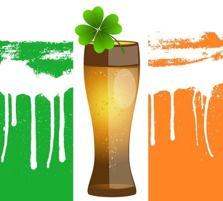 Glass of Beer Set Stock Vector - 12859028