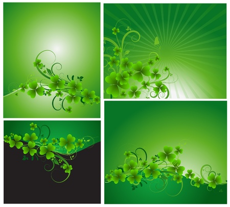 Patrick s Day Vector Designs Stock Vector - 12860997