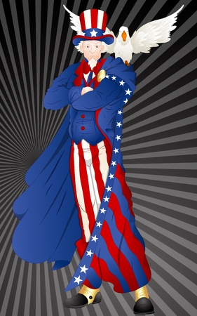 wujek: Uncle Sam