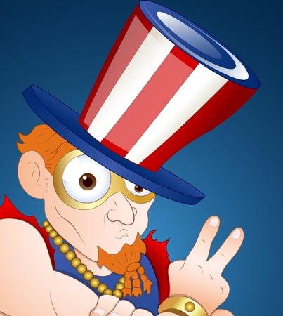 uncle sam: Modern Uncle Sam