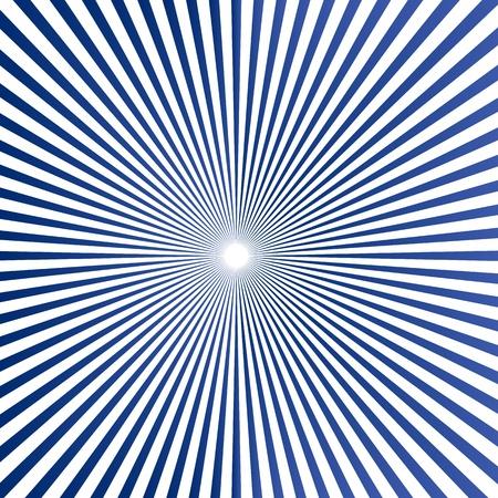 Bright Sunburst Achtergrond Vector Illustratie