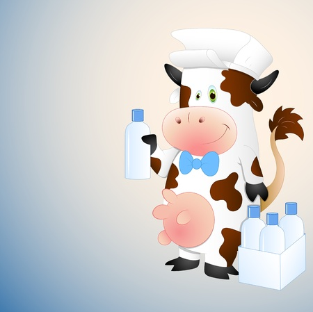 piebald: Dairy Cow