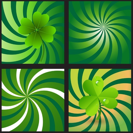 Patrick's Day Background Stock Vector - 13094344