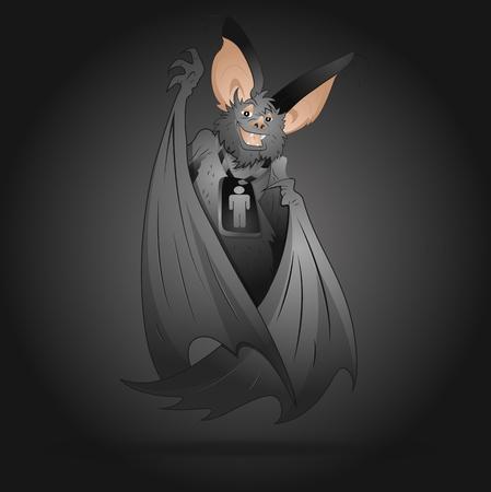 Bat Stock Vector - 13249888