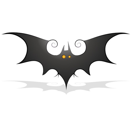 Bat Clipart Vector