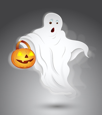 Ghost Stock Vector - 13249655