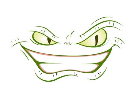 Cartoon Snake Eye Stock Vector - 13307808