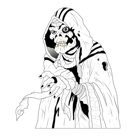 Mummy Vector Vector