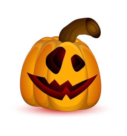 Art of Jack O Lantern Stock Vector - 13430248