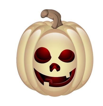 Halloween Jack O Lantern Vector Stock Vector - 13430950