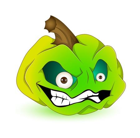 horrible: Horrible Pumpkin